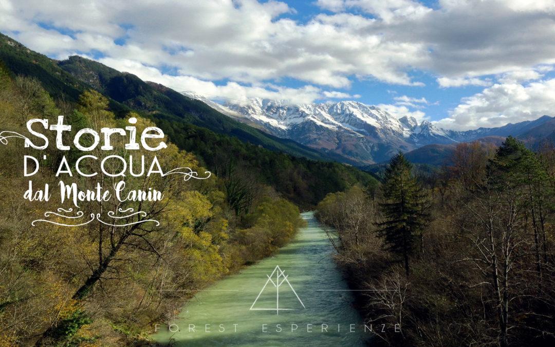 Il sentiero dell'Acqua della Val Resia, il Ta Lipa Pot: Racconto dell'Esperienza
