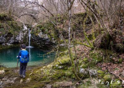 Marmitte dei giganti sul Rio Bodrin