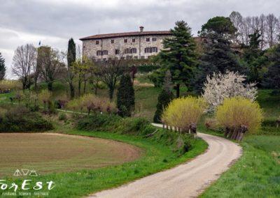 Stupendo Castello di Arcano