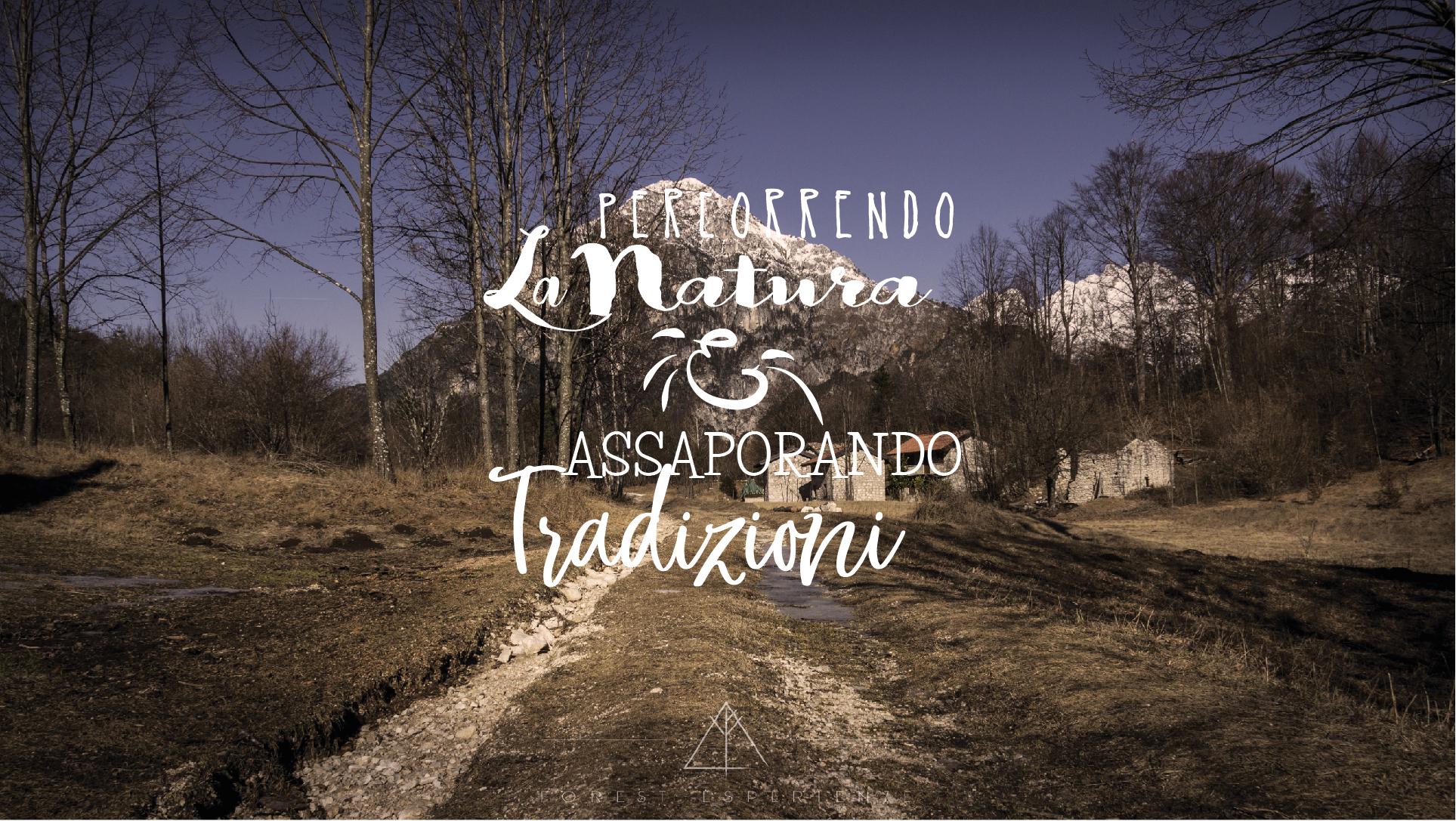 Degustazione dei sapori ed escursione sui sentieri della ValResia