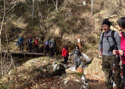 La ricchezza degli stavoli: fonti d'acqua lungo il sentiero