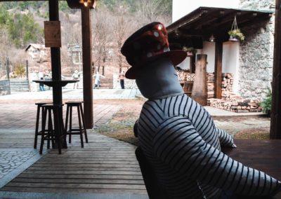 I simboli del Pust - i fantocci del carnevale Resiano