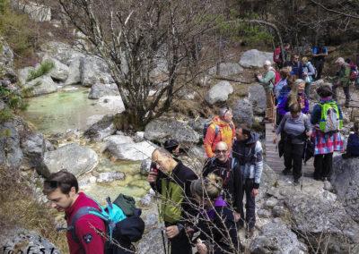 Sentiero delle Acque Alta Val Resia