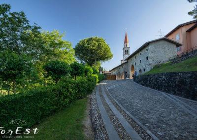 Colazione a S. Margherita con gli Alpini di Alnicco