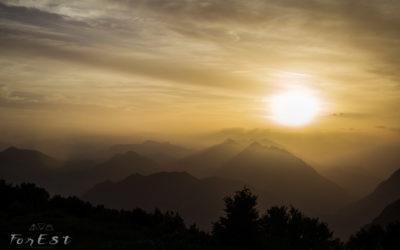 Insolita ascesa al Monte Cuarnan all'ora del tramonto: Racconto dell'Esperienza