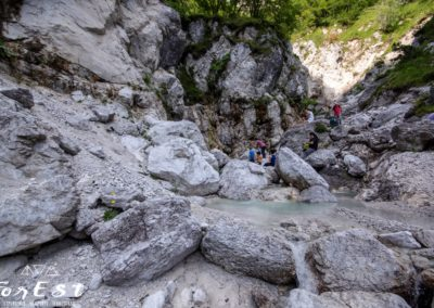 Il Rio Bianco di nome e di fatto