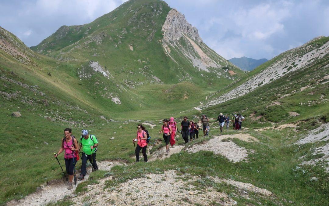 Escursioni estive tra i monti della Carnia: Racconto dell'Esperienza