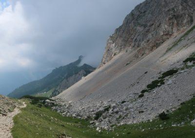 Ombre e luci sui monti della Carnia