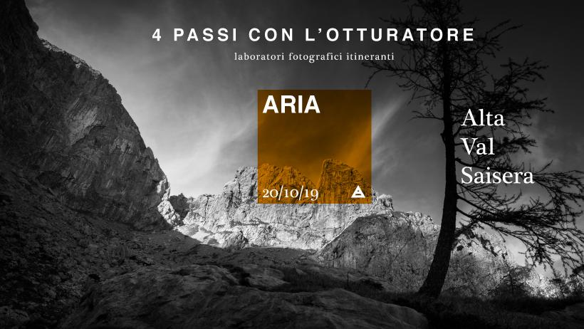 Laboratori Fotografici Itineranti 3: L'Aria – nei boschi della Val Saisera – Racconto dell'Esperienza
