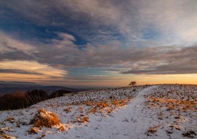 12_Dicembre 2018 - Prati sommitali del Monte Joanaz