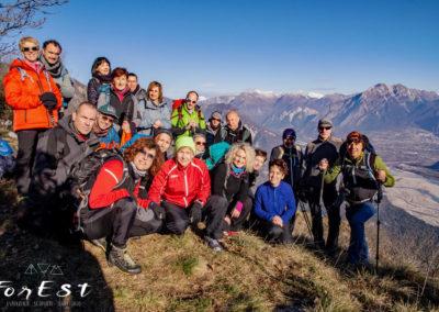 Prima foto di gruppo