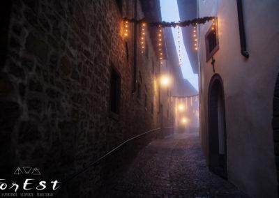 Il borgo di Castelmonte
