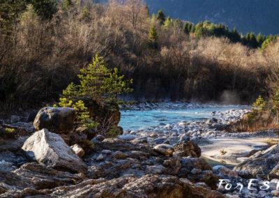 Il magnifico torrente Resia