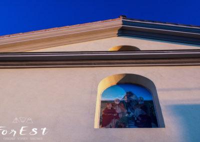 La chiesa di Ruttars