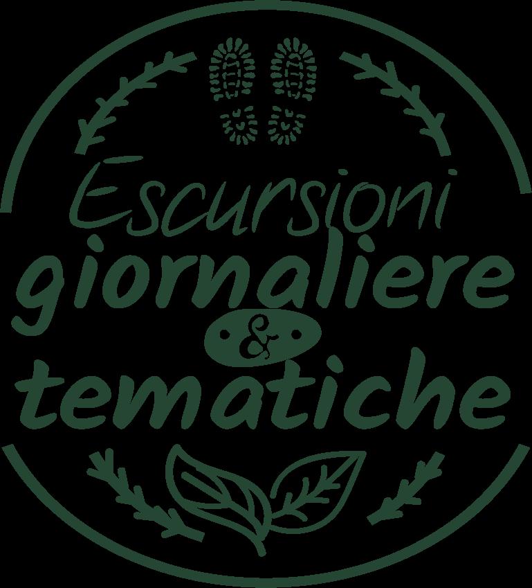 Escursioni giornaliere e tematiche attività forest studio naturalistico