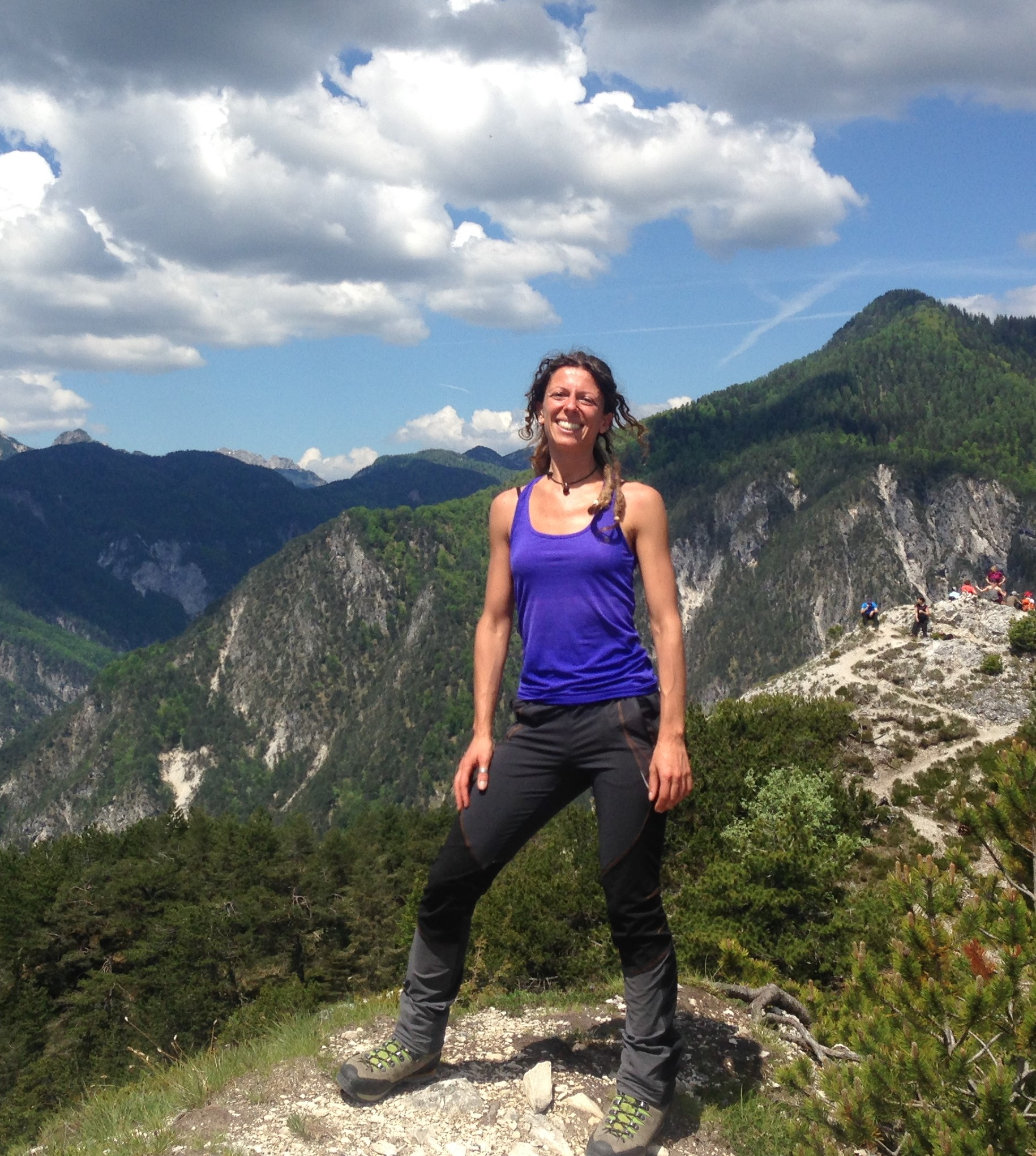 Stefania Gentili Guida Ambientale Escursionistica