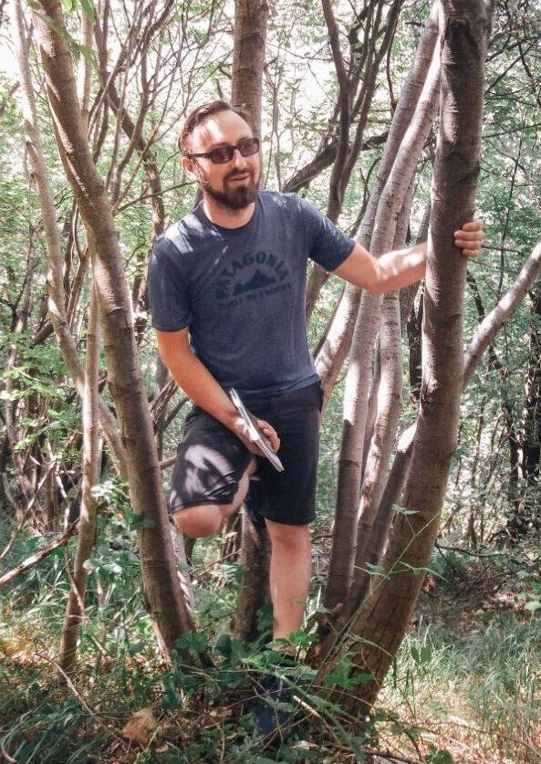 Nicola Picogna guida ambientale escursionistica