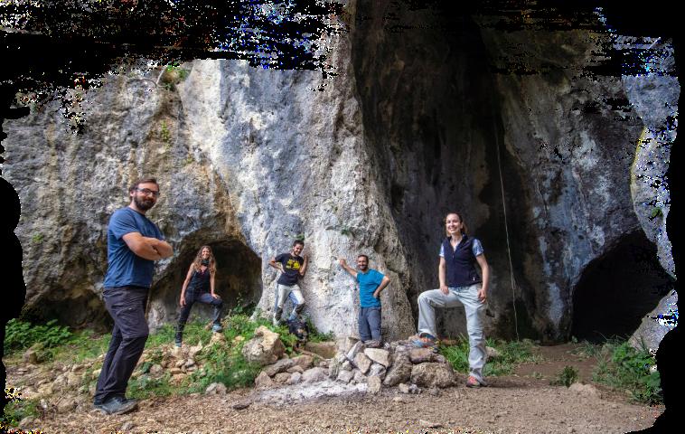 Nuovo team ForEst 2020 Guide Ambientali escursionistiche FVG
