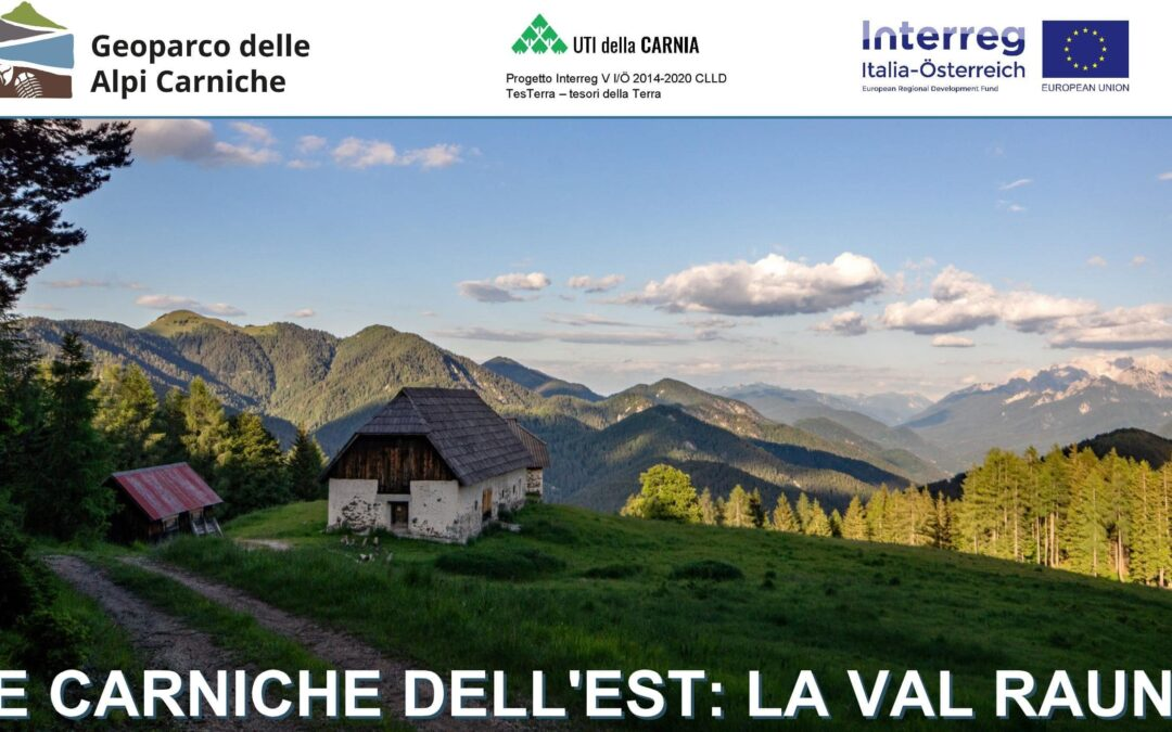 Geoescursione per ragazzi e famiglie in Val Rauna