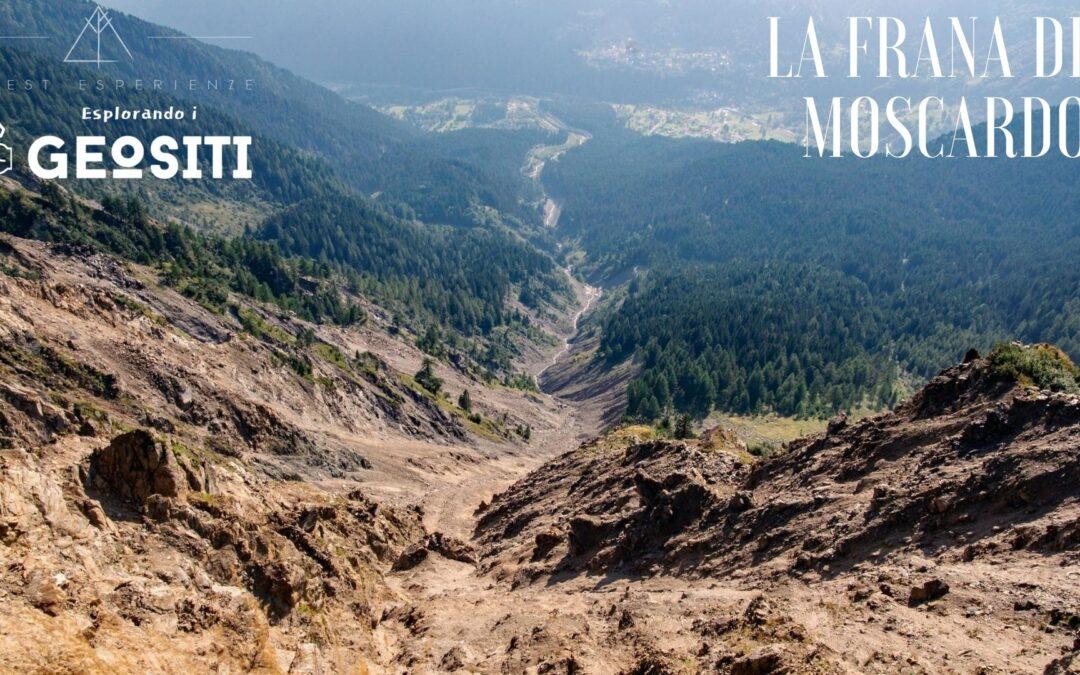 Geoescursione sul monte Paularo e alla frana del Moscardo