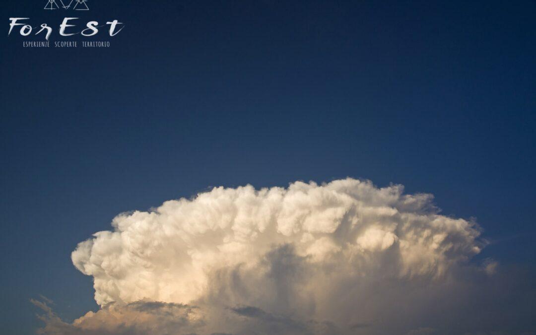 Rubrica di Meteorologia – Le Nuvole a sviluppo verticale –