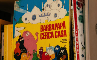Rubrica libri – Barbapapà cerca casa