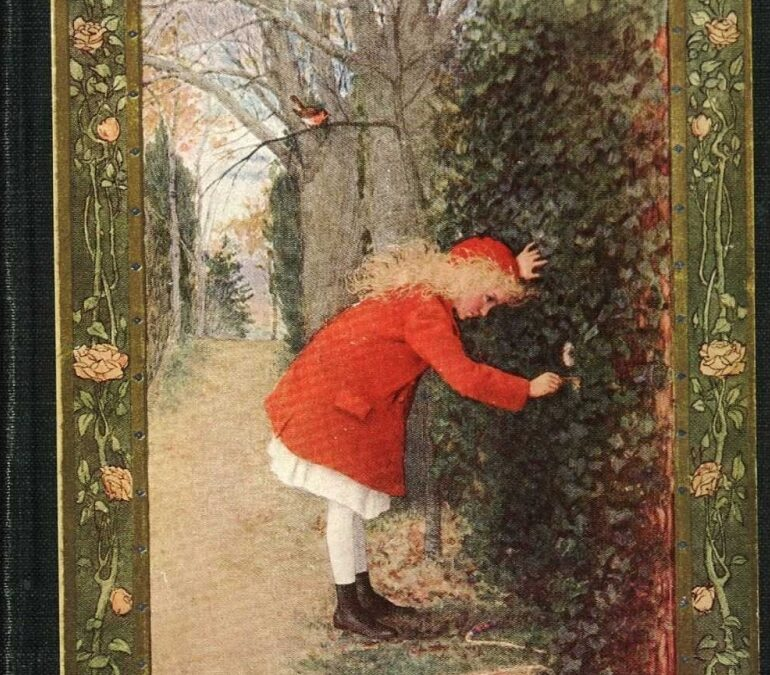 Rubrica libri – il Giardino Segreto